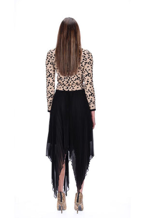 Augustine Amaya Ashton Skirt Black