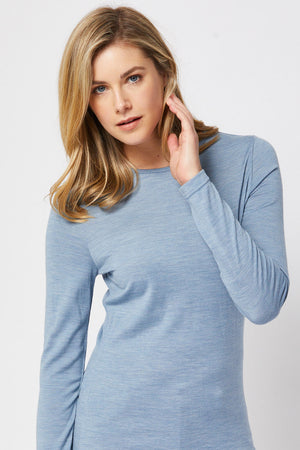 Toorallie Crew Long Sleeve Top
