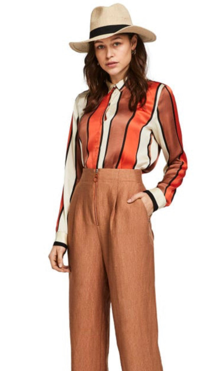 S&S Textured Tailored Pant