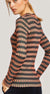 S&S Striped Rib Knit