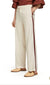 S&S Wide Leg Stretch Pant with Contrast