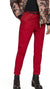 S&S Red Classic Tailored Pants