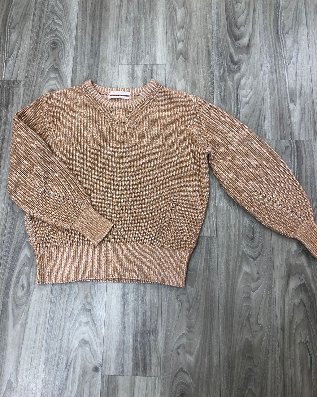 S&S Chunky Cotton Pullover