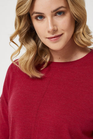 Toorallie Merino Round Neck Sweater