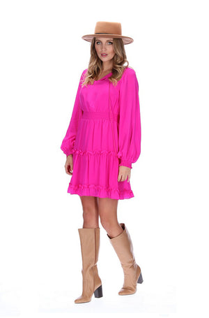 Augustine Bailey Dress Pink