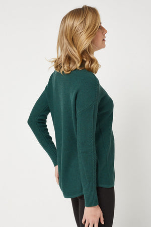 Toorallie Twist Knit Jumper