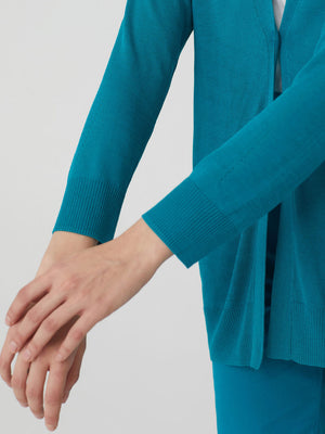 Nice Things Fine Detail Jacket - Viscose & Cotton