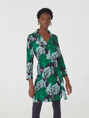 Nice Things Woodlands Print Tunic