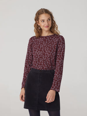Nice Things Corduroy Mini Skirt