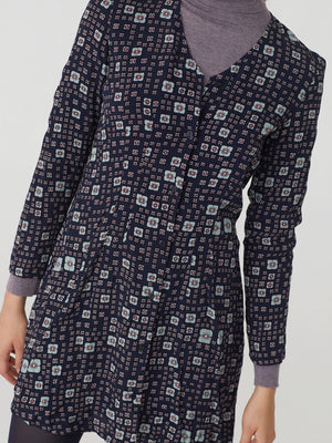 Nice Things Labyrinth Shirt Dress