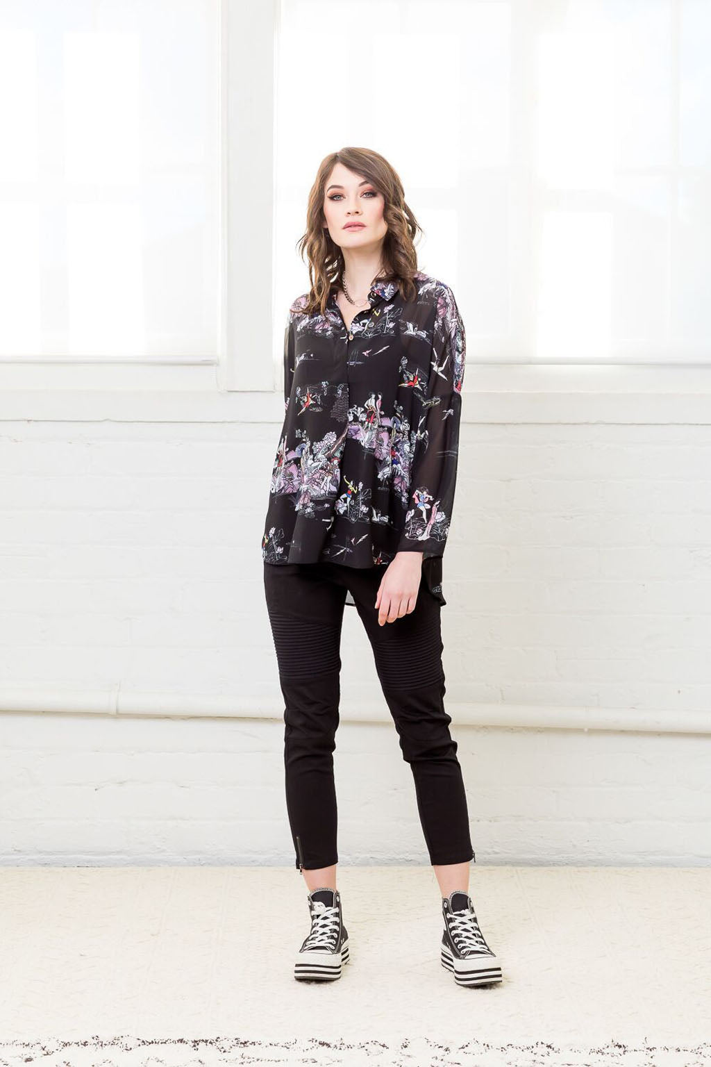 Tantrum Girl Power Blouse
