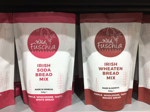 Irish Wheaten Bread Mix  & Irish Soda Bread Mix ( 3 of each Pack of 6)