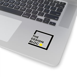 The Design Bloc Logo Sticker