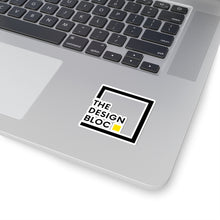 Load image into Gallery viewer, The Design Bloc Logo Sticker