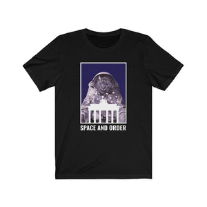 Space and Order Tee  |  Design Animal Collection  |  The Design Bloc®