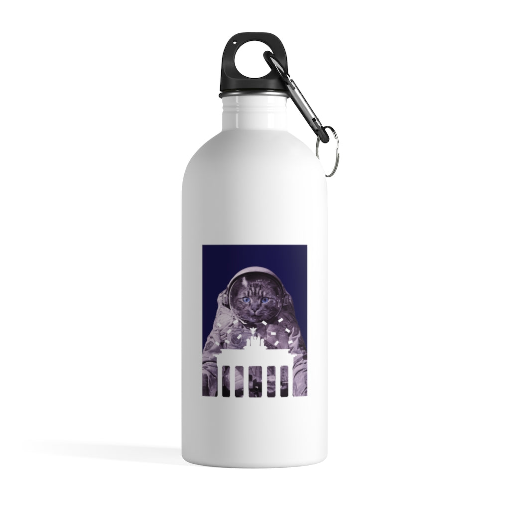 Space and Order | Stainless Steel Water Bottle