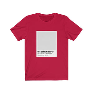 The Design Bloc 365 Collection | Creative Introvert Tee