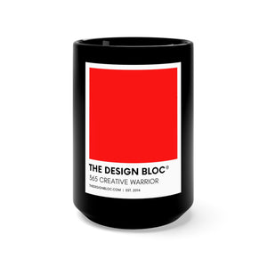 The Design Bloc 365 Collection | Creative Warrior Mug