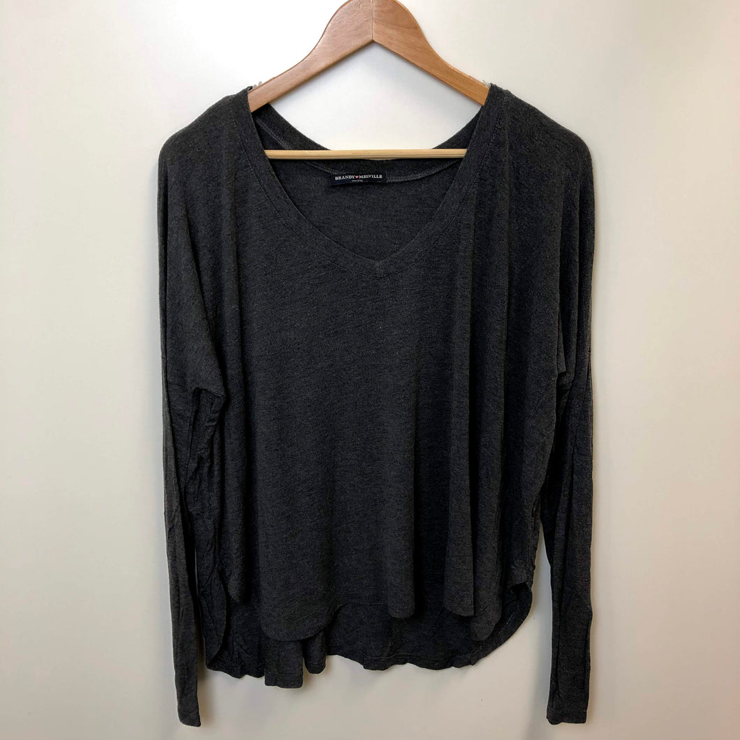 Brandy Melville Womens Long Sleeve Top Size Medium