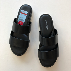 Calvin Klein Sandals Womens 6