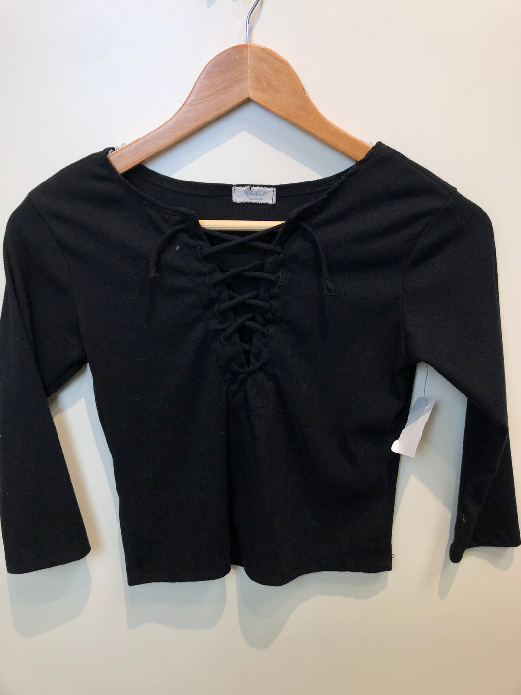 John Galt Womens Long Sleeve Top Size Small