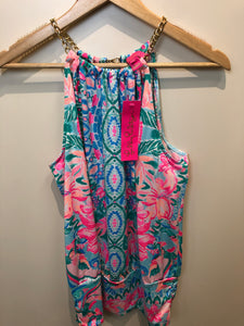 Lilly Pulitzer Tank Top Size Medium