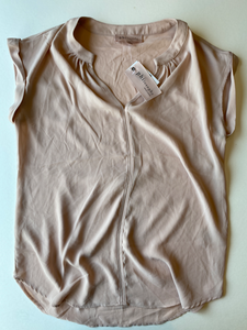 Philosophy Short Sleeve Top Size Extra Small