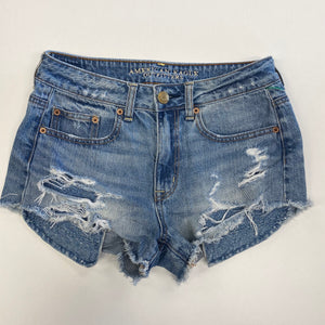 American Eagle Shorts Women's 3/4