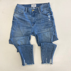 Frame Denim W Size 7/8-29