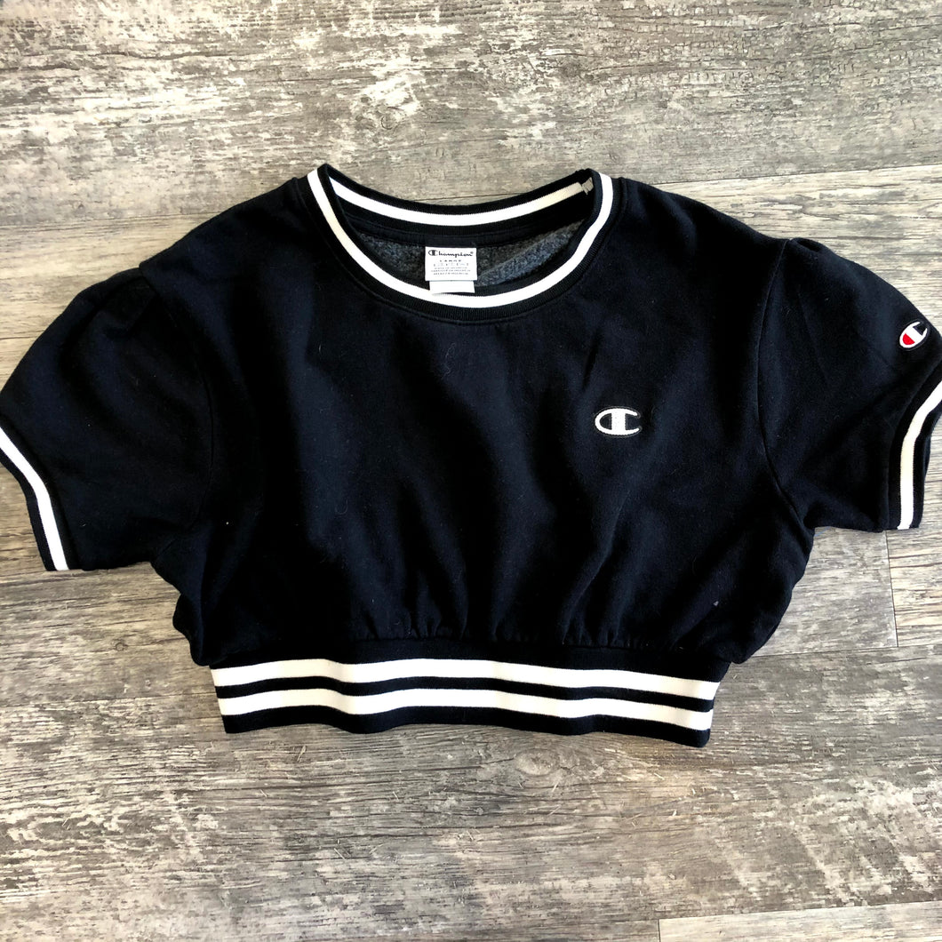 Champion S Sleeve W Size Large