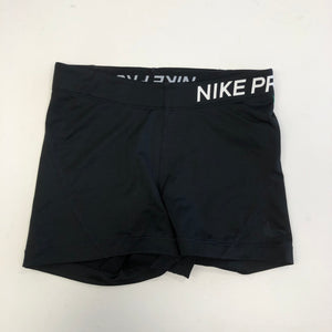 Nike pro Womens Athletic Shorts Extra Small
