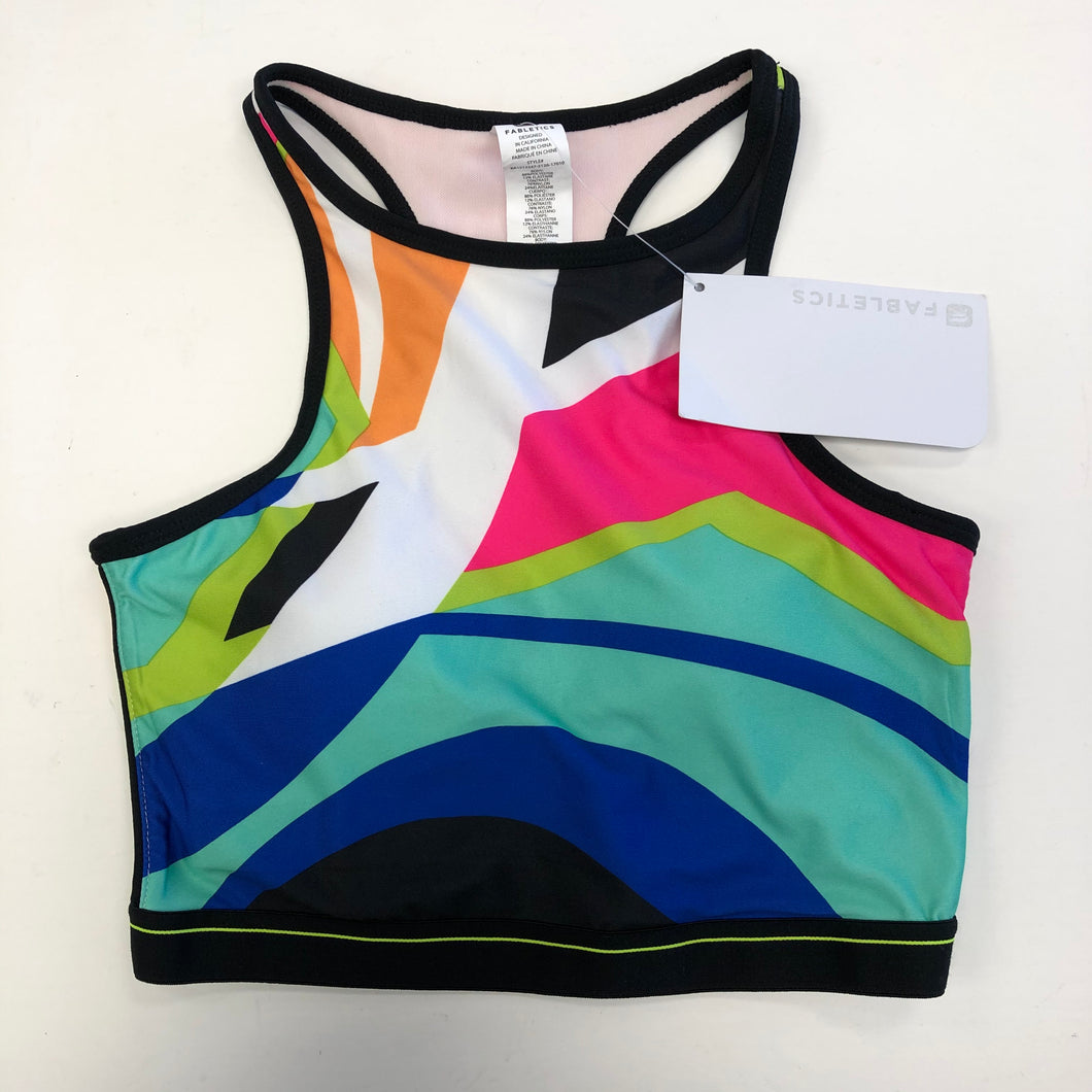 Fabletics Womens Athletic Top Extra Small