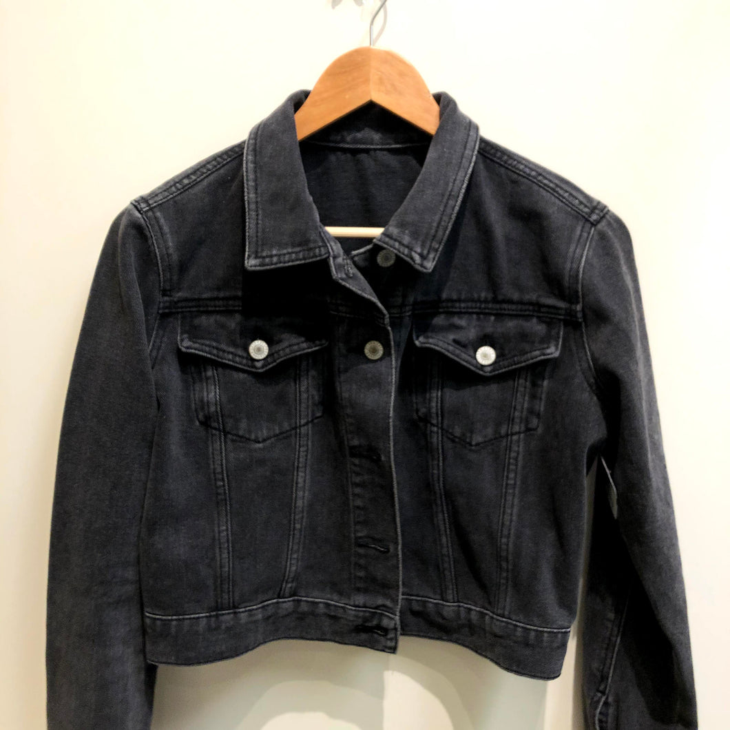 John Galt Denim Jacket Size Medium