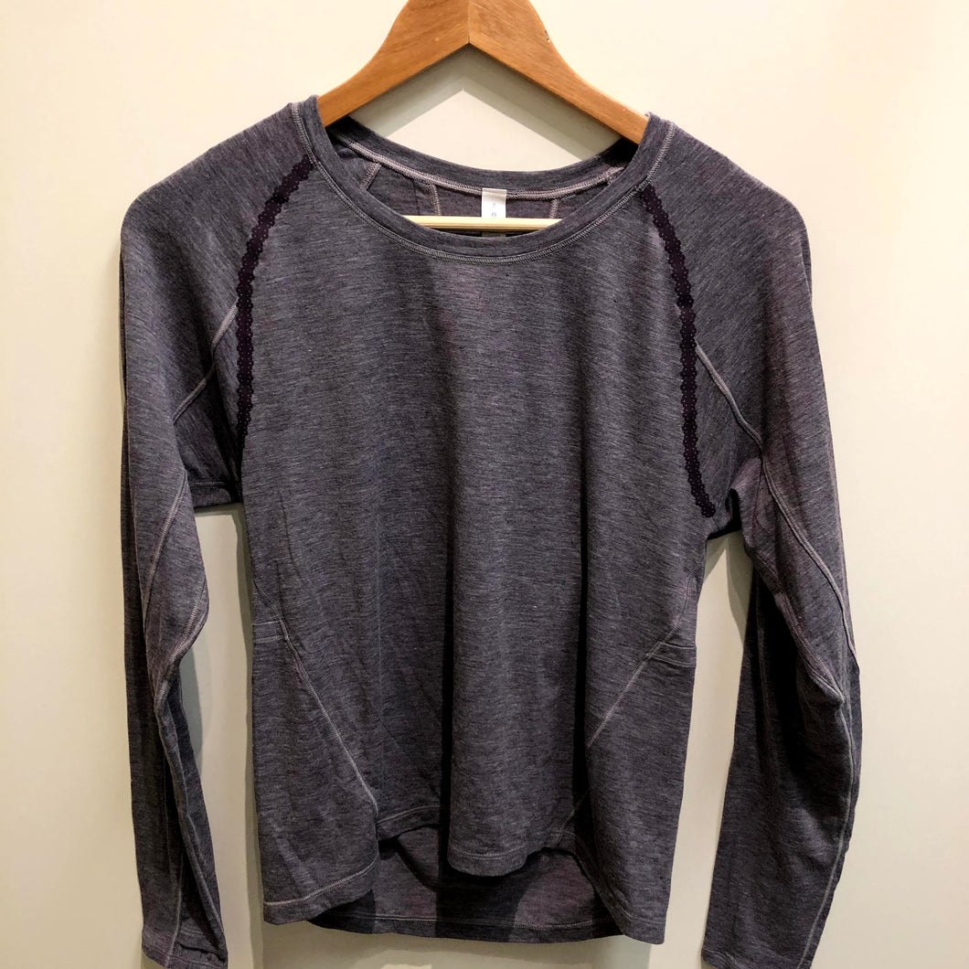 Lululemon Athletic Long Sleeve Size Small