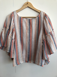 American Eagle Short Sleeve Top Size Extra Large