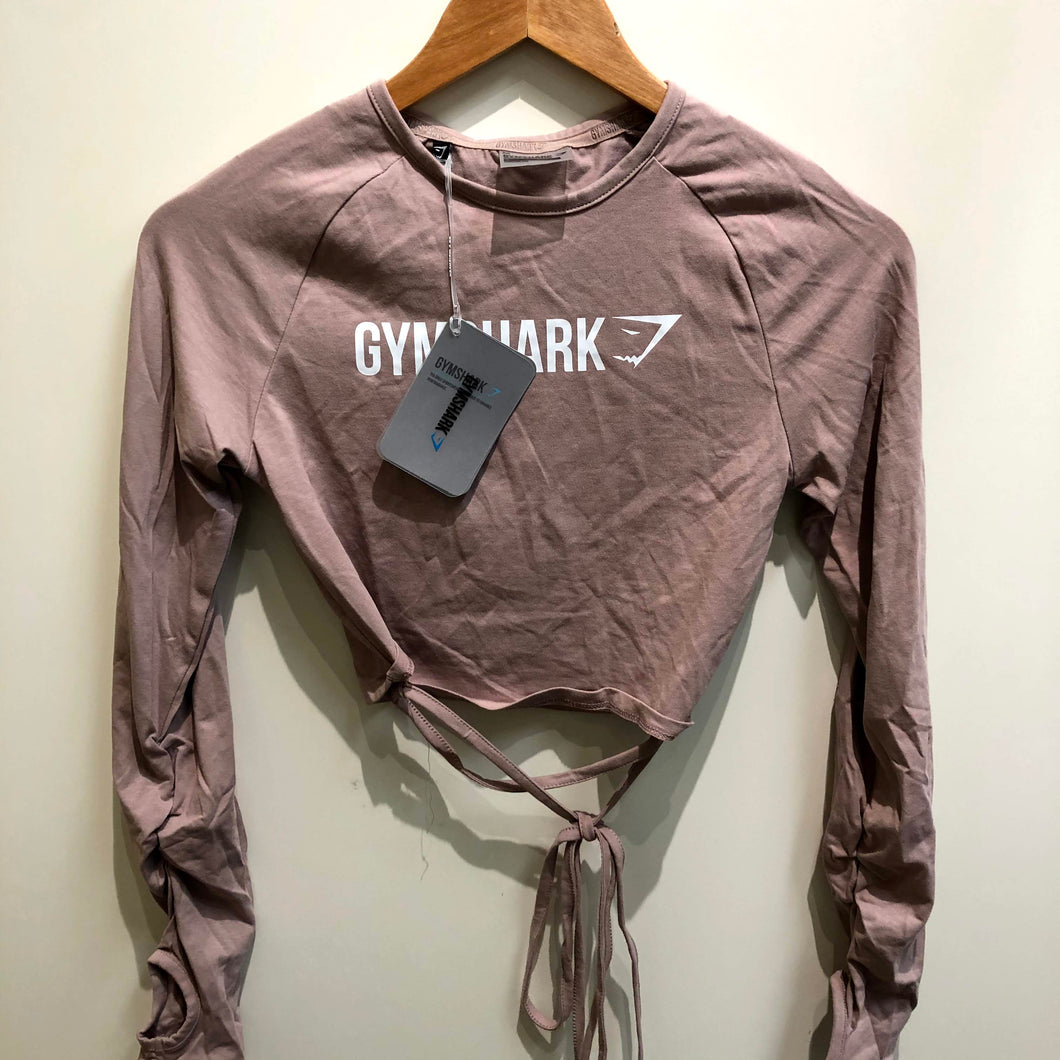 Gym Shark Womens Athletic Top Small-IMG_9531.jpg