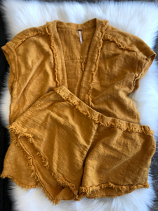 Free People Two-Piece Size Medium