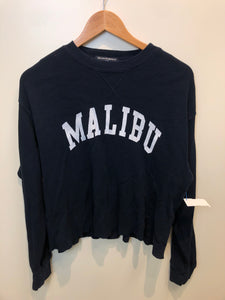 Brandy Melville Womens Long Sleeve T-Shirt Size Large