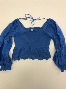 American Eagle Long Sleeve Top Size Small