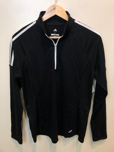 Adidas Athletic Top Size Large