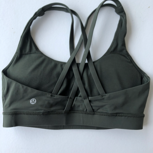 Lulu Lemon Sports Bra Size 8
