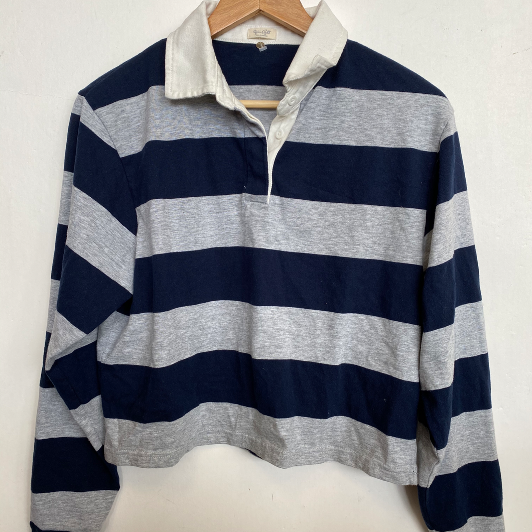 John Galt Long Sleeve Top Size Medium