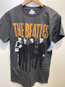 Beatles Mens T-shirt Size Small