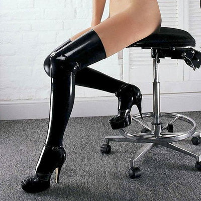 Latex Stockings - The Lust Lab