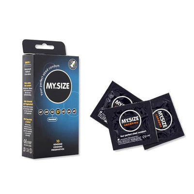 57mm Condom 10 Pack - The Lust Lab