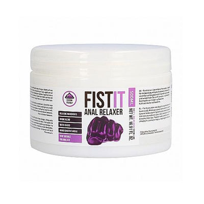 Fist It Anal Relaxer 500ml - The Lust Lab