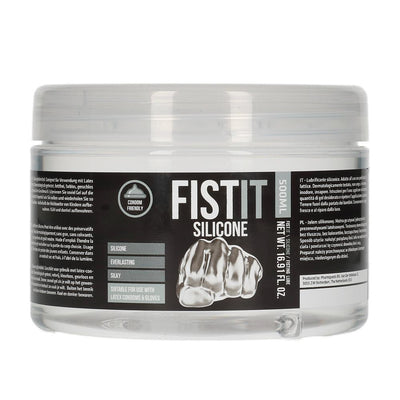 Fist It Silicone 500ml Lubricant - The Lust Lab