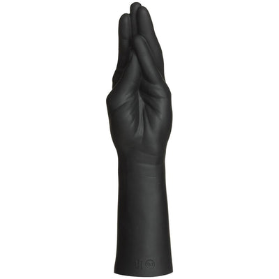 Kink Dual Density SECONDSKYN Fist Stretching Hand Black - The Lust Lab