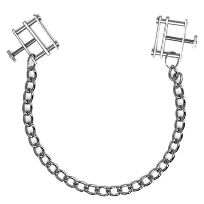 Adjustable Nipple Clamps - The Lust Lab