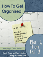 How To Get Organized e-Book